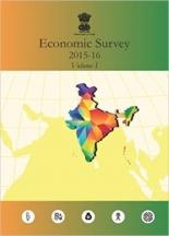 Economic Survey 2015-2016 (Two-volume Set)