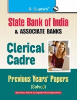 SBI & Associates Banks : Clerical Cadre - Previous Papers (Solved)