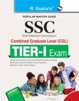 SSC Combined Graduate Level (CGL) TIER-I Exam Guide