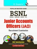 R Gupta BSNL Junior Accounts Officers ( JAO ) Exam Guide