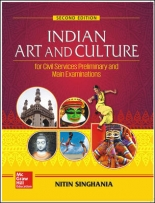Indian Art and Culture For UPSC And State Civil Services Examination