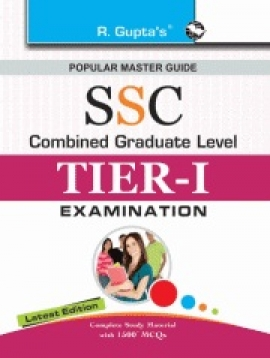 R Gupta SSC Combined Graduate Level (CGL) Tier-I Examination