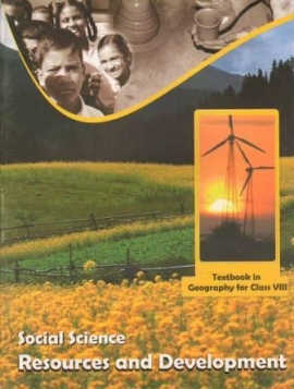 NCERT Social Science Resources & Development Textbook For Class 8