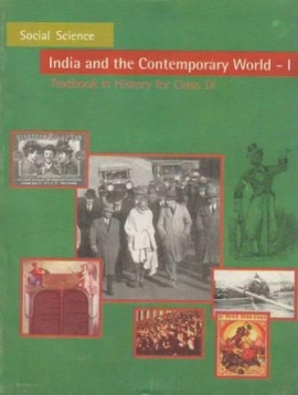 NCERT India And The Contemporary World  Part-I Textbook For Class- 9