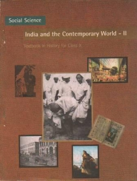 NCERT India And The Contemporary World Part-II Textbook For Class- 10