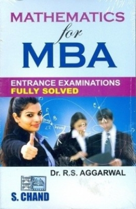 S Chand Mathematics For MBA