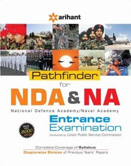 Arihant Pathfinder NDA & NA Entrance Examination