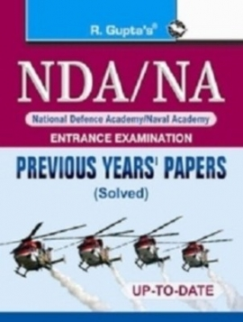 R Gupta NDA & NA Previous Years Solved Papers