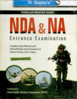 R Gupta NDA & NA Entrance Examination Guide