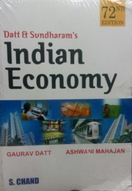 S Chand Indian Economy 72nd Edition