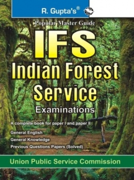 R Gupta Indian Forest Service IFS Examination Guide