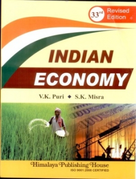 Indian Economy (33rd edition)