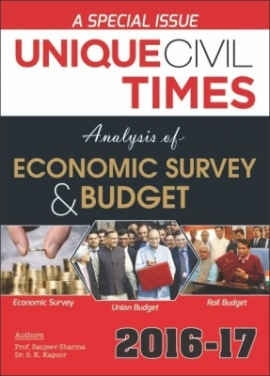 Unique Civil Times Analysis Of Economic Survey & Budget 2016-17