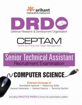 Arihant DRDO CEPTAM Senior Technical Assistant Computer Science Recruitment Guide