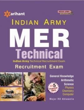 Arihant Indian Army MER Technical Guide
