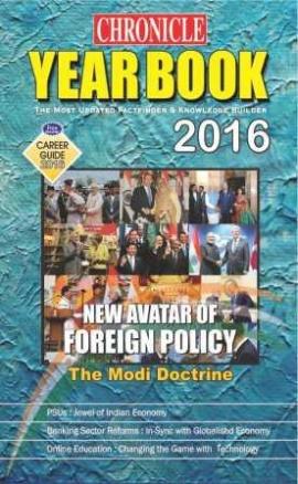 Chronicle Year Book 2016