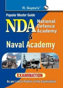 R Gupta NDA (National Defence Academy ) & Naval Academy Exam Guide