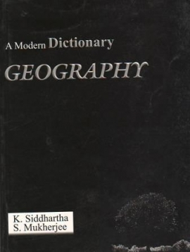A Modern Dictionary Geography