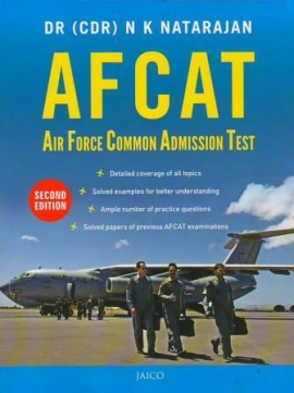 Jaico AFCAT: Air Force Common Admission Test