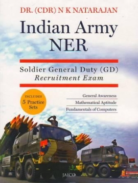 Jaico Indian Army (NER) Soldier General Duty Recruitment Exam Guide