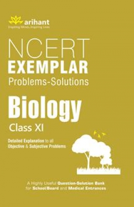 ARIHANT NCRT EXEMPLAR CLASS 11 BIOLOGY (E)