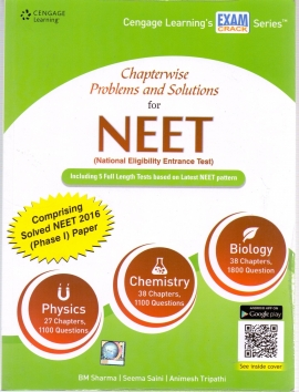 CENGAGE LEARNING CHAPTERWISE SOLUTIONS FOR NEET (E)