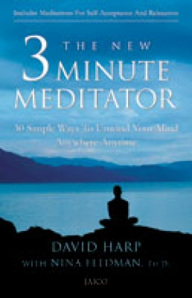 The New 3 Minute Meditator by David Harp