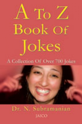 A to Z Book of Jokes by Dr. N. Subramanian