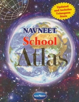 Navneet School Atlas 2016 - 2017