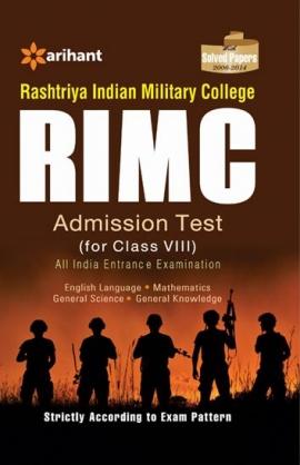 Arihant Rashtriya Indian Military College (RIMC) Admission Test for Class VIII