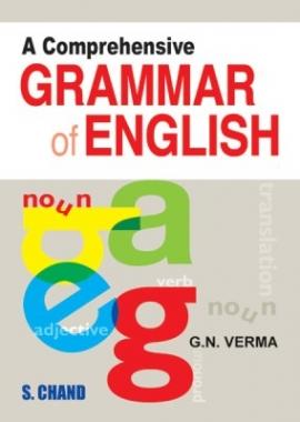 A Comprehensive Grammar Of English (English)