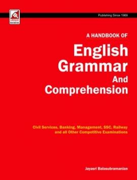 A Handbook of English Grammar and Comprehension (English) 2nd Edition