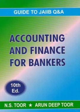 Accounting And Finance For Bankers (JAIIB)
