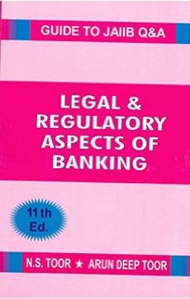 Legal And Regulatory Aspects Of Banking (JAIIB)