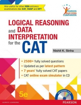 Logical Reasoning and Data Interpretation for the CAT (English)