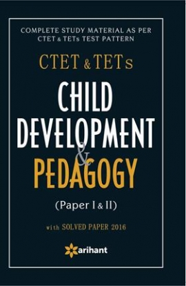 Arihant CTET & TETs Child Development & Pedagogy (Paper I & II)