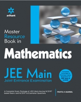 Arihant A Master Resource Book in MATHEMATICS for JEE Main