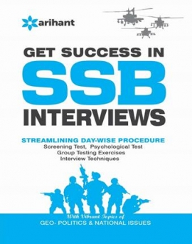 Arihant Get Success In SSB Interviews