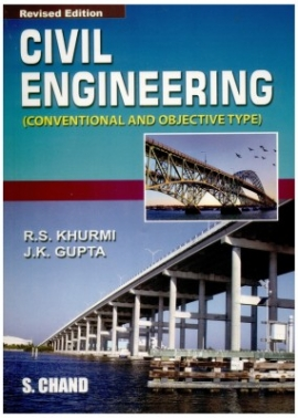 S.Chand Civil Engineering: Conventional and Objective Type