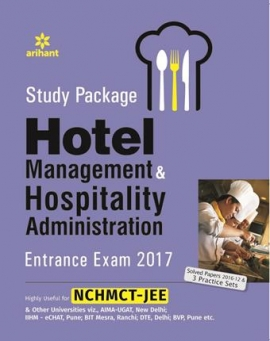 Arihant Study Package Hotel Management & Hospitality Administration Entrance Exam 2017