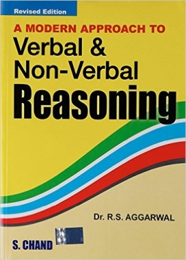 S Chand A Modern approach To Verbal & Non-Verbal Reasoning