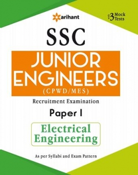Arihant SSC Junior Engineer Recruitment Examination Paper I Electrical Engineering