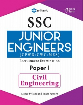 Arihant SSC Junior Engineer Recruitment Examination Paper I Civil Engineering