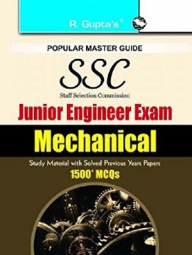 R Gupta SSC Junior Engineer Exam Mechanical