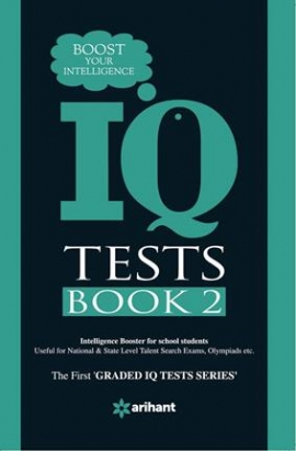 Arihant IQ Tests Book-2 - Boost Your Intelligence