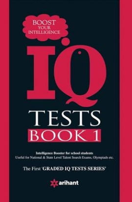 Arihant IQ Tests Book-1 - Boost Your Intelligence