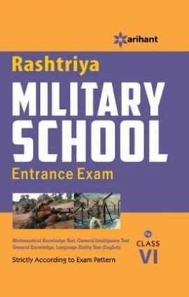 Arihant Rashtriya Military School Entrance Exam for Class VI