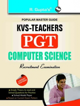 R Gupta  KVS Teachers (PGT) Computer Science Exam Guide