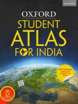 Oxford School Atlas For India Latest Edition