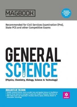 Arihant Magbook General Science